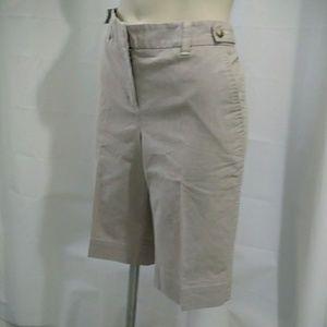 Ann Taylor Signature Fit Culotte Shorts Size 2